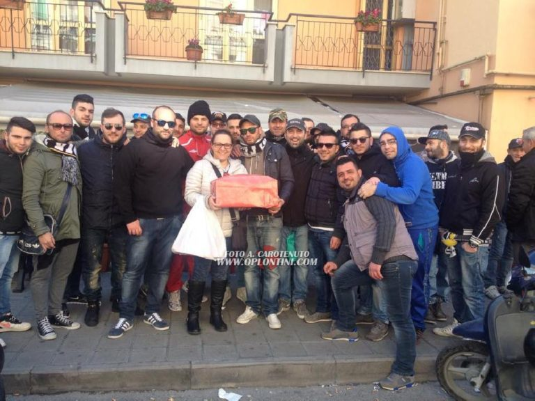 Savoia-Salernitana 0-1